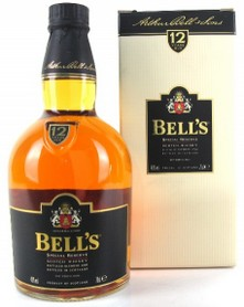 BELL'S SPECIAL RESERVE 12 ANNI 3/4