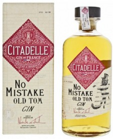 GIN CITADELLE NO MISTAKE OLD TOM 1/2