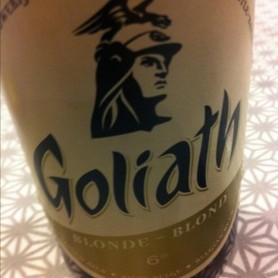 DES LEGENDES GOLIATH BLONDE 1/3