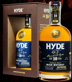 HYDE SINGLE MALT 10 ANNI 3/4