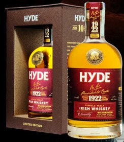 HYDE SINGLE MALT RUM CASK 3/4