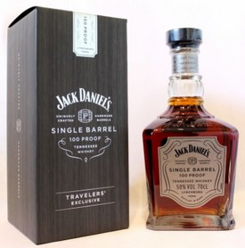 JACK DANIEL'S SINGLE BARREL 100 PROOF 3/4