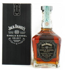 JACK DANIEL'S SINGLE BARREL 30TH VARGROS 1987-2017 3/4