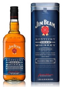 JIM BEAM DRAM 1 LITRO