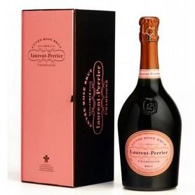 LAURENT PERRIER ROSE' 3/4