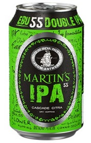 MARTIN'S IPA 55 CITRA LATTINA 1/3