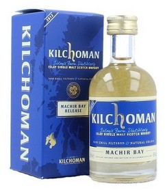 MIGNON WHISKY KILCHOMAN MACHIR BAY 2012