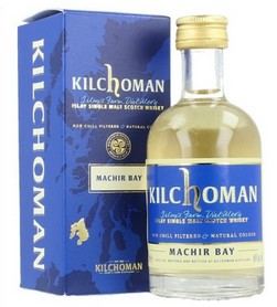MIGNON WHISKY KILCHOMAN MACHIR BAY 2015