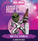 RED BRICK HOP CIRCLE IPA 1/3