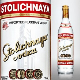 MAGNUM VODKA STOLICHNAYA RED 6 LITRI