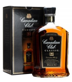 CANADIAN CLUB 12 ANNI 1 LITRO