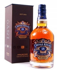 CHIVAS REGAL 18 ANNI 3/4