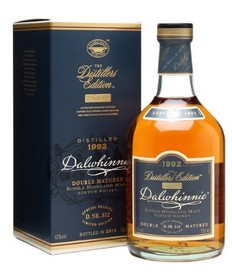 DALWHINNIE DISTILLERS EDITION 3/4