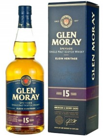 GLEN MORAY 15 ANNI 3/4